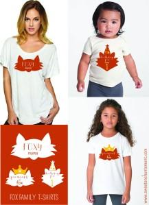 FoxFamily_tshirts